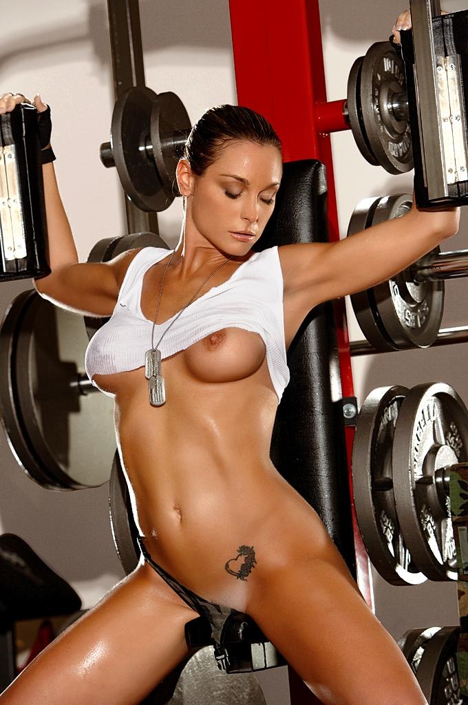 Спортсменка фото голая